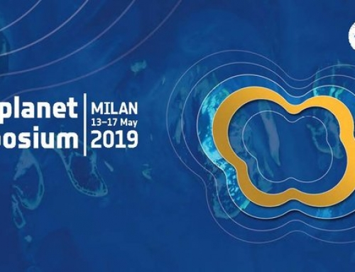 Meet us at the Living Planet Symposium 2019 in Milan